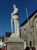 Image for WW1 War Memorial - Cowbridge, Vale of Glamorgan, Wales.