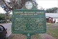 Image for First Manatee County Courthouse/Manatee Methodist Church Established 1849