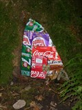 Image for Large Soda Can Fairy Door - Portpatrick, Scotland, UK