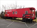 Image for Southern Caboose X384 - Haymarket VA