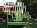 Image for La plus grosse chaise du Québec, St-Rose,Québec.