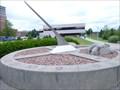 Image for Haym Kruglak Sundial - Western Michigan University, Kalamazoo, Michigan