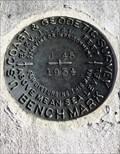Image for AS0241 (J 45) Benchmark Disk - Apalachicola, Franklin County, Florida, USA.