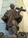 Image for St. John of Nepomuk / Sv. Jan Nepomucký na Radnicních schodech,  Praha - Malá Strana, Czech republic