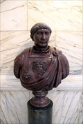 Image for Emperor Trajan - V&A Museum, Cromwell Gardens, London, UK