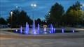 Image for Svetelná fontána u Olympie - Modrice, Czech Republic