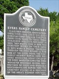 Image for Evers Family Cemetery