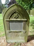 Image for Julius Caesar Ibbetson, St Mary's Churchyard, Masham, N Yorks, UK