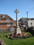 Image for Combined War Memorial - New Hall Close, Dymchurch, Kent, UK