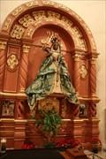 Image for Our Lady of Candelaria -- Cathedral Basilica of San Fernando de Bexar, San Antonio TX