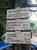 Image for Bílý Halštrov - prehrada, Aš, Czech Republic