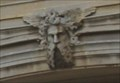 Image for Roman Baths Chimeras -- Bath, Somerset, UK
