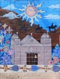 Image for El Camino Real - City Mural - Bernalillo, New Mexico, USA.