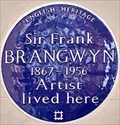Image for Frank Brangwyn - Queen Caroline Street, London, UK