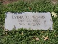 Image for 100 - Lydia C. Wood - Fairlawn Cemetery - Oklahoma City,  OK