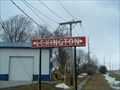 Image for Lexington Arrow Sign - Lexington, Illinois