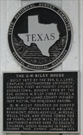 Image for The G.W. Riley House