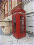 Image for Red Telephone Box - Exhibition Road, London, UK