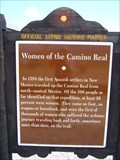 Image for Women of the Camino Real