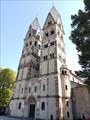 Image for Bell tower Basilika St. Kastor - Koblenz, Rhineland-Palatinate, Germany