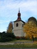 Image for TB 0609-33.0 Velemin, kostel