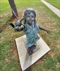 Image for Girl With Bird - Yukon, OK