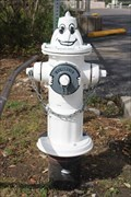 Image for Michelin Man Hydrant - Ardmore, OK