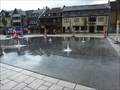 Image for Springbrunnen auf dem Kirchplatz, Meckenheim, RLP / Germany