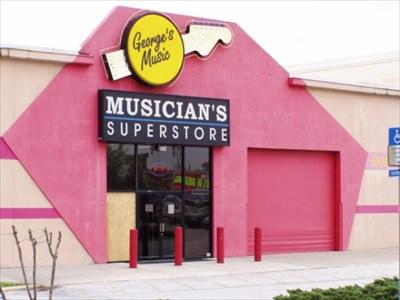 George's Music - Blanding Blvd , Jacksonville,Florida