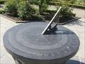 Image for Rose Garden Sundial, Christchurch, NZ