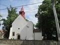 Image for Kostel svatého Kríže (Wiki) - Nebovidy, Czech Republic