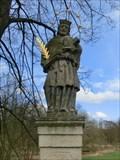 Image for St. John of Nepomuk // sv. Jan Nepomucký - Dolní Lukavice, Czech Republic