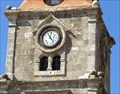 Image for Medieval clock tower (Roloi) - Rhodes, Greece