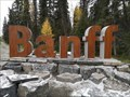 Image for The Banff Sign