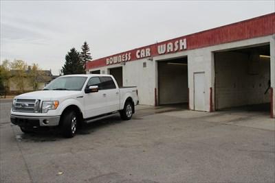 Drive Through Car Wash Calgary