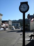 Image for Town Clock - Ferndale, California