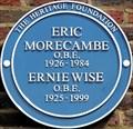 Image for Eric Morecambe and Ernie Wise - Teddington Studios, Broom Road, Teddington, London, UK