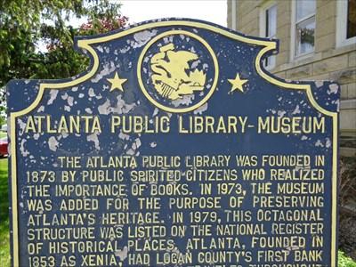 veritas vita visited Atlanta Public Library-Museum
