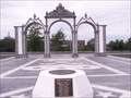 """Image for """"Ponta Delgada"""" Sister Cities monument"""
