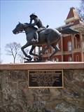 Image for Cavalry Soldier - Las Animas, CO