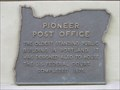 Image for FIRST - Pioneer Post Office, Portland, Oregon