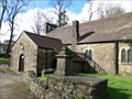Image for St John the Baptist - Churchyard - Aberdare, Cynnon Valley, Wales.