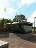 Image for LVT Buffalo Amphibian Mark IV, Kotem, Belgium