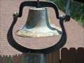 Image for Christ Evangelical Lutheran Church Tolling Bell - Keystone Heights, Florida