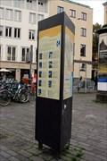 Image for Rheinsteig - Marktplatz Bonn, NRW, Germany