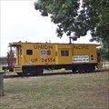 Image for UP 24554 Caboose - Smithville, TX