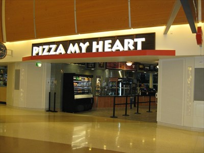 Pizza My Heart San Jose International Airport San Jose