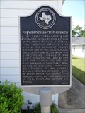 Image for Providence Baptist Church