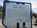 Image for The Great Train Robbery - Verdi, NV