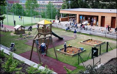 Rajská zahrada park